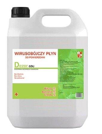 Becker Healthcare Dezor - płyn do dezynfekcji powierzchni 5L